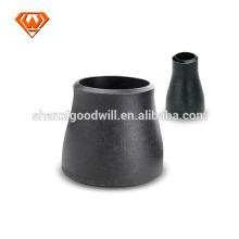 réducteur de raccords de tuyauterie en acier au carbone
