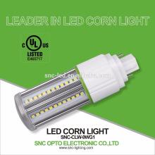 La lampe UL de la lampe 9W G24 LED PL d'UL de lumen élevé a approuvé avec 5 ans de garantie