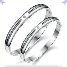 Brazalete de la joyería de la manera de la joyería del acero inoxidable (BR135)