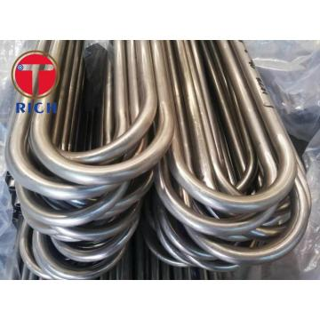 Copper Nickel Alloy Steel Enhanced Evaparation U Tube
