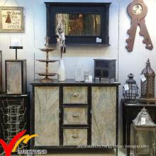 Оптовая Потертый Chic Винтаж Промышленная мебель для дома и гостиницы Декор