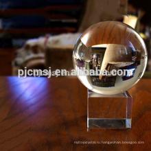 150 мм хрустальный шар с пузырьками для фэншуй