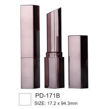 Quadratischer Kunststoff-Lippenstiftetui