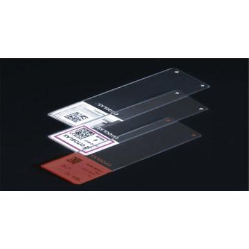Цвет-Plustm Интерфейс PCI микроскоп сползает (0313-7161)