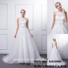 KB16006 Love Forever Style High Neck Abendkleid für Hochzeitsfest GuangDong Hochzeitskleid Factory Custom Prom Kleider