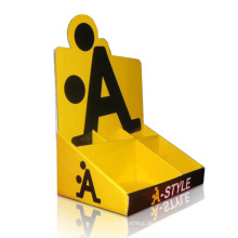 A-Style Top Selling Countertop Display, PDQ Pappe Display