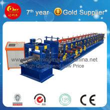 Machine de formage à rouleaux en Z pour la fabrication d'étagères en acier