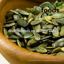 Nutrición saludable de semillas de calabaza descascadas al por mayor