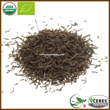 Bio Certified Certifié de première qualité Ripe Loose Leaf Pu Erh Tea