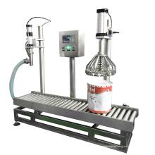 Halbautomatische Beschichtungsfüllmaschine