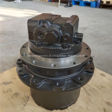 Motor final 21W-60-22130 do curso da movimentação da máquina escavadora PC75UU-2