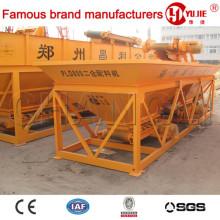 Escaninhos PLD1600 (Three-Four Aggregate Bins) Máquinas de pesagem de concreto para pesagem central automática