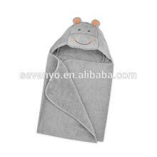 Boys or Girls Hooded Bath Towel 100% Cotton use for Bath, Beach, Just Born Love to Bathe Puppet Towel