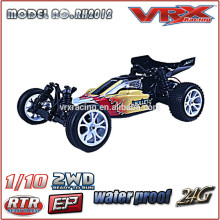 VRX Racing Brand 1/10 Electric Powered Buggy, 2WD Brushless RC Model Car