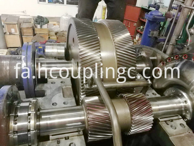 Voith Coupling Spare Parts