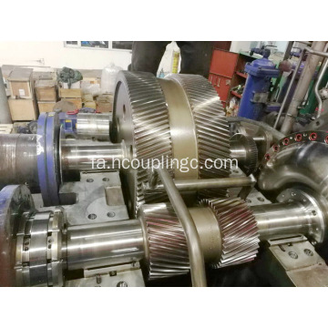 سرویس Voith Coupling Maintenanc