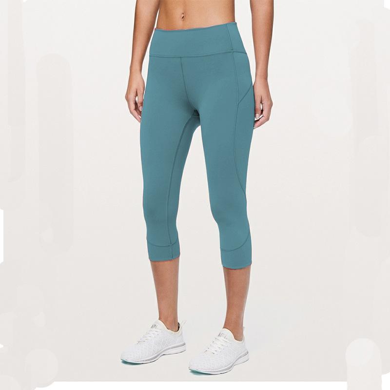 women yoga capri pants