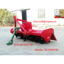 Farm Heavy Duty Tractor Rotary Tiller China Factory Supplier
