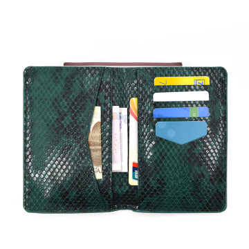 2020 Fashion Wallet Multifunktions-Passhülle