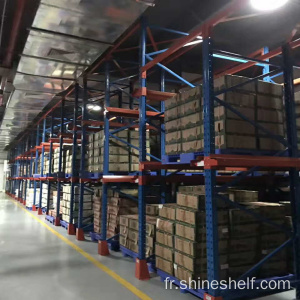 Drive in Racking for Tea Storage Warehouse Project