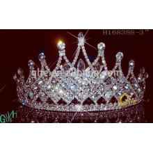 Schöne Prinzessin Tiara Krone