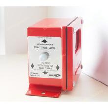 Interrupteur de vibration pour tours de refroidissement