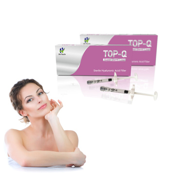 TOP-Q 1ml Derm Injectable Dermal Filler Injections d'acide hyaluronique à acheter
