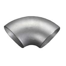 Cotovelo de solda de aço inoxidável de 90 graus SR