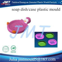 soap dish plastic injection mold with p20 steel maker