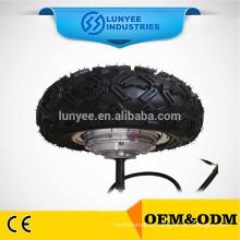"Single Shaft Design Hub Motor Wheel 10"" Size"