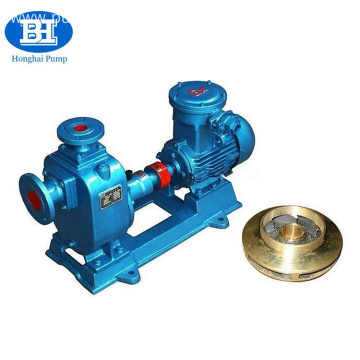 CYZ Electric diesel fuel oil unloading pump
