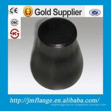 Reductor concéntrico de acero al carbono forjado forjado ASTM Q235 A105