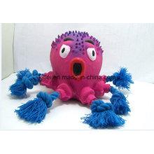 Высокое качество прибрежных осьминога Дети Rotocast животных рис пластиковые игрушки