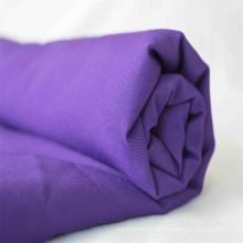 Tissu mini de polyester de 100% mini pour le costume / vêtements de loisirs