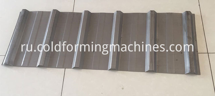 Roof And Wall Panel Roll Forming Machine 10