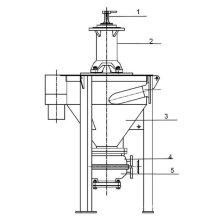 6 Sv - Af Bomba Vertical de Froth para Flutuação de Mineração