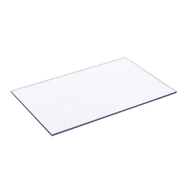 Protection UV en polycarbonate