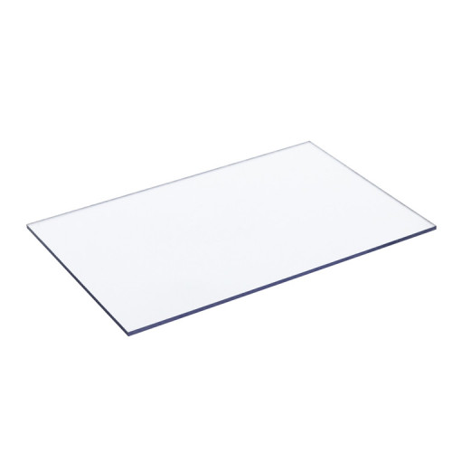 feuille de polycarbonate UV protect