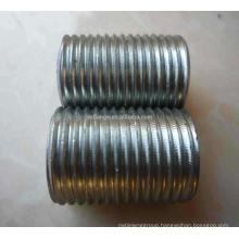 DIN2999 Threaded Carbon Steel nipple