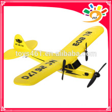 HuaLe HL803 2.4G Upgrade PIPER J3 CUB NC26170 RC Flugzeug Modell Flugzeug