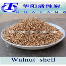 SANDBLASTING SUPPLIER walnut shell abrasive