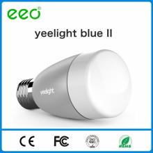 2015 levou novos produtos Android iOS controle 6W inteligente lâmpada bulbo bluetooth alto-falante com luz led