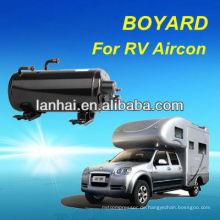 CE RoHS Auto Klimaanlage Horizontal Rotary Kompressor für RV Caravan Klimaanlage Camping Zelt Klimaanlage