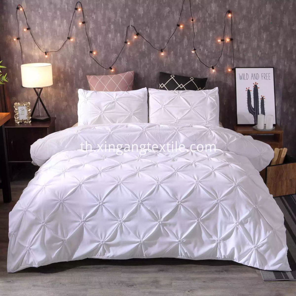 Duvet Cover Set White