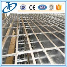Plaque d'acier en treillis solide