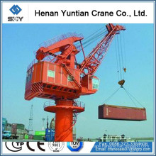 Electric Travelling Portal Container Lifting Crane, Portable Jib Crane