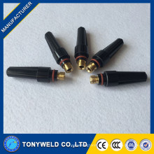 Wp17 / wp18 / wp26 tig peças de soldagem parte inferior do meio de soldagem
