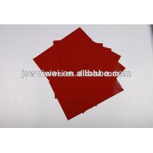 tissu de fibre de verre de caoutchouc de silicone