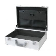 Aluminium Laptop Case with Documents Pockets