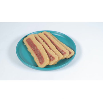 Chicken and fish dog treats dog food factory